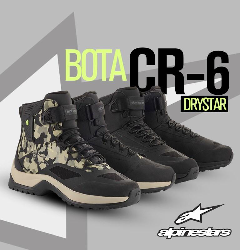 LP Botas - Alpinestars cr6