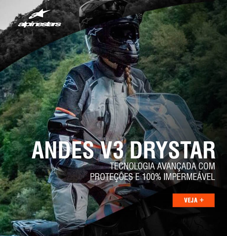Alpinestars Andes V3 Mobile