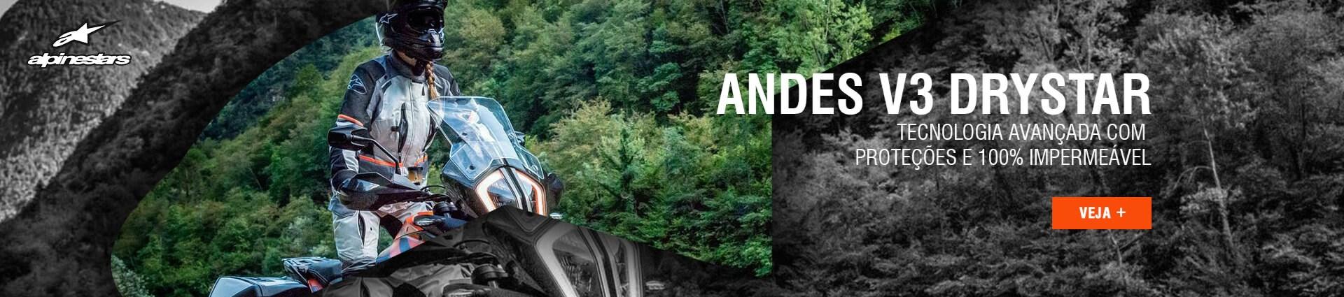 Alpinestars Andes V3