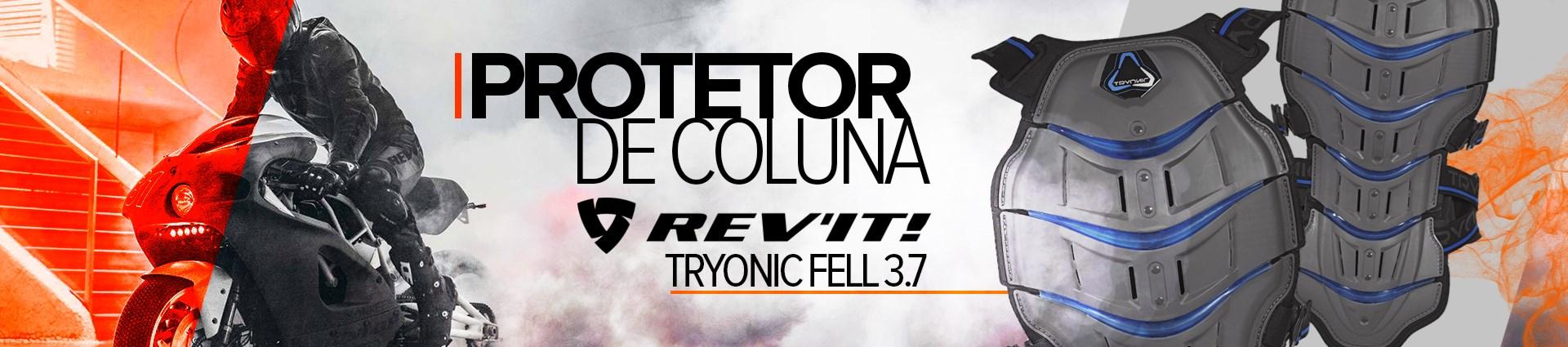 Revit - Protetor de Coluna Tryonic