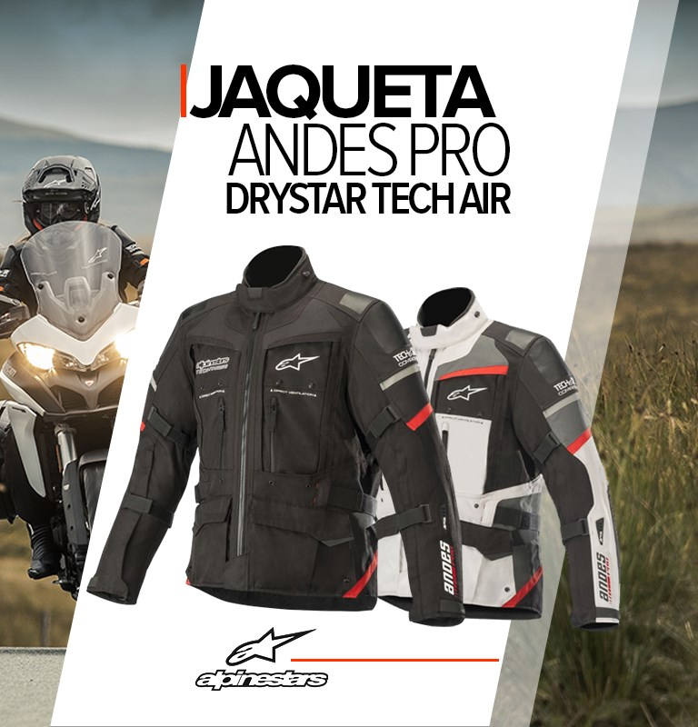 LP Alpinestars - Jaqueta Touring