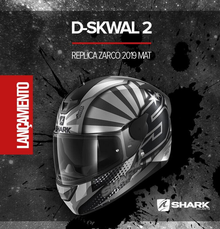 Capacete Shark D-skwal 2