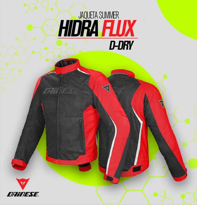 LP Dainese - Jaqueta Hidra Flux