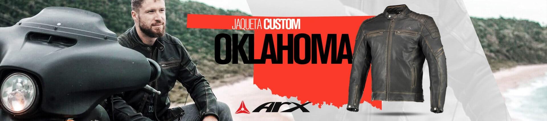 LP ARX - Jaqueta oklahoma
