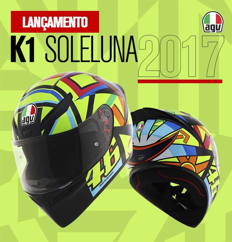 Lp mobile capacete agv k1
