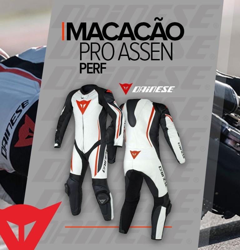 LP Dainese - Macacão