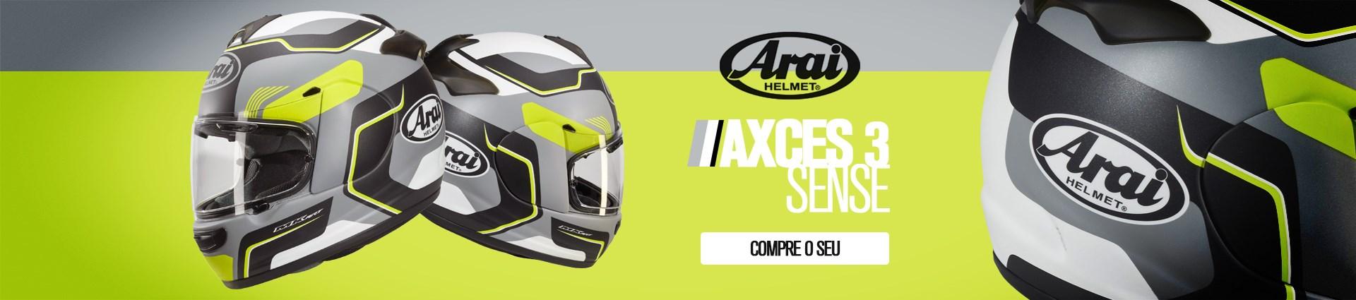 LP Arai - Axces 3 Sense