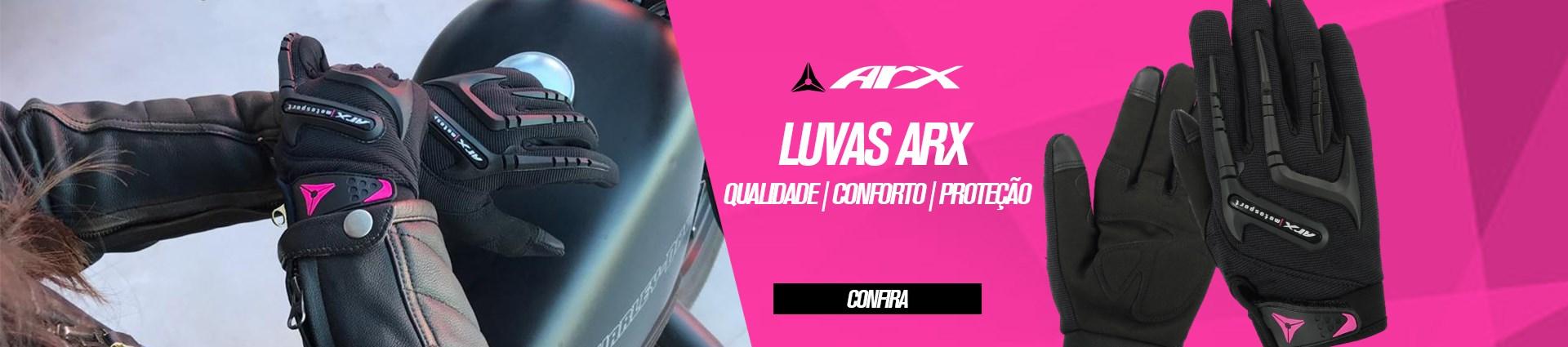 LP Feminino - ARX Luvas