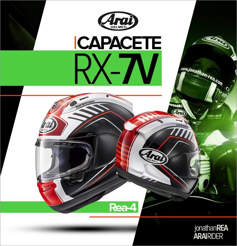 LP Arai - RX-7V