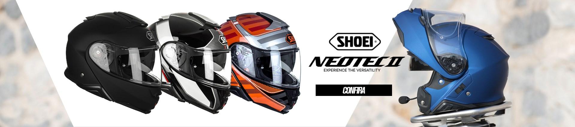 LP Shoei - Neotec 2