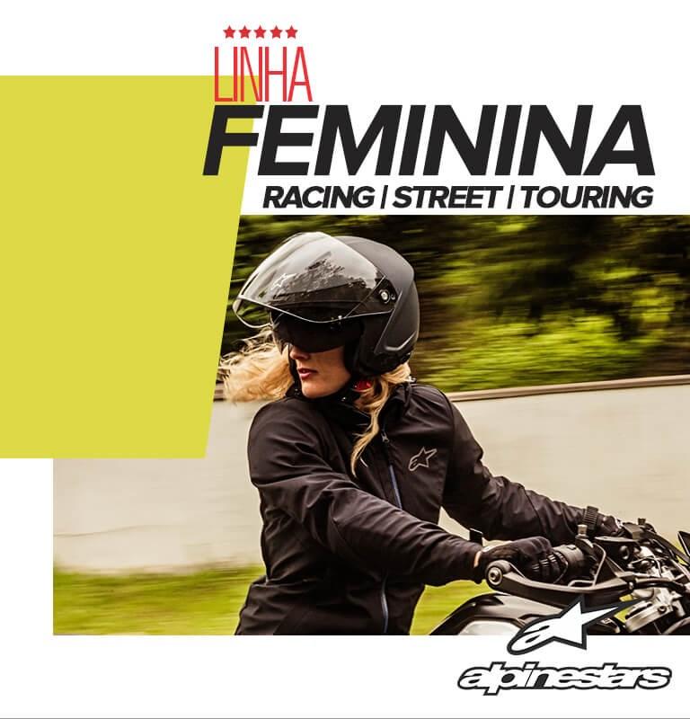 lp mobile feminino alpinestars