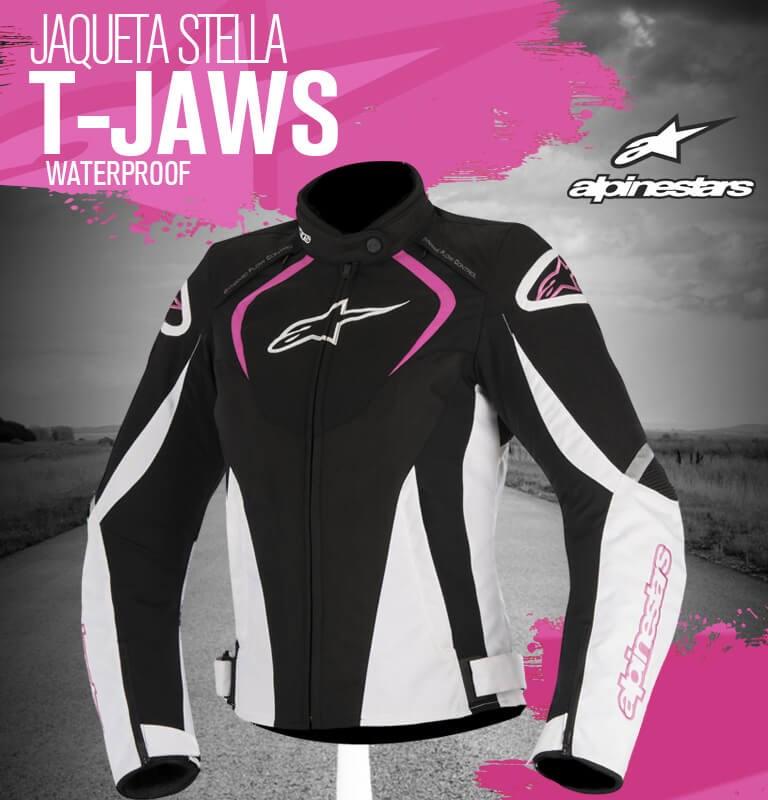 lp mobile jaqueta feminina alpinestars