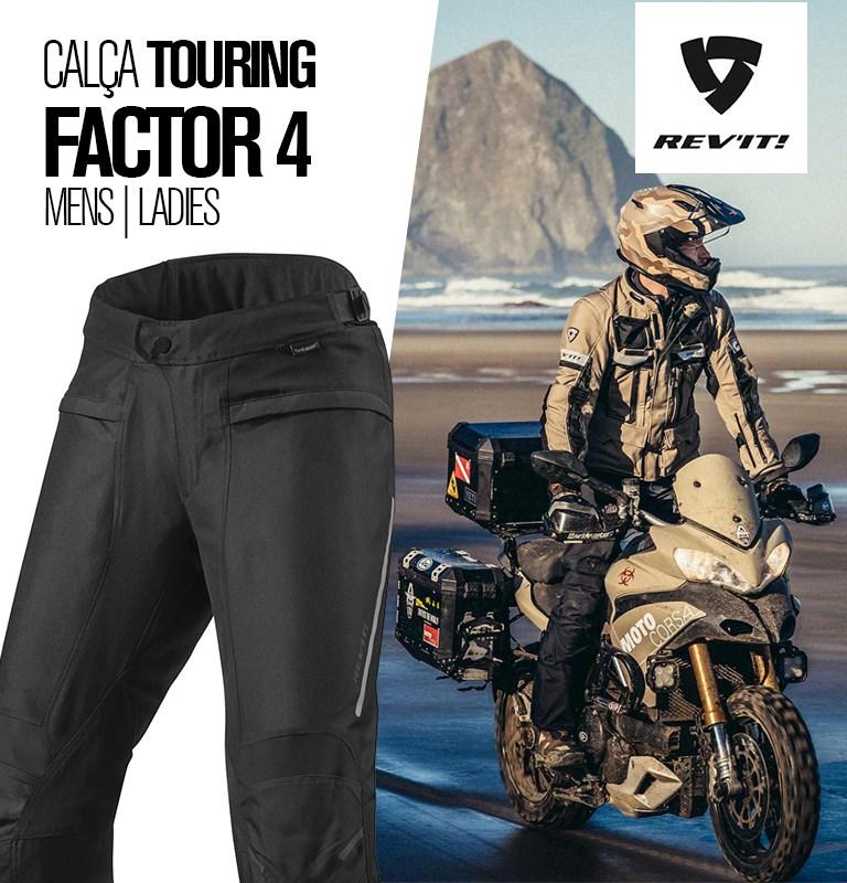 Calça Revit Factor 4