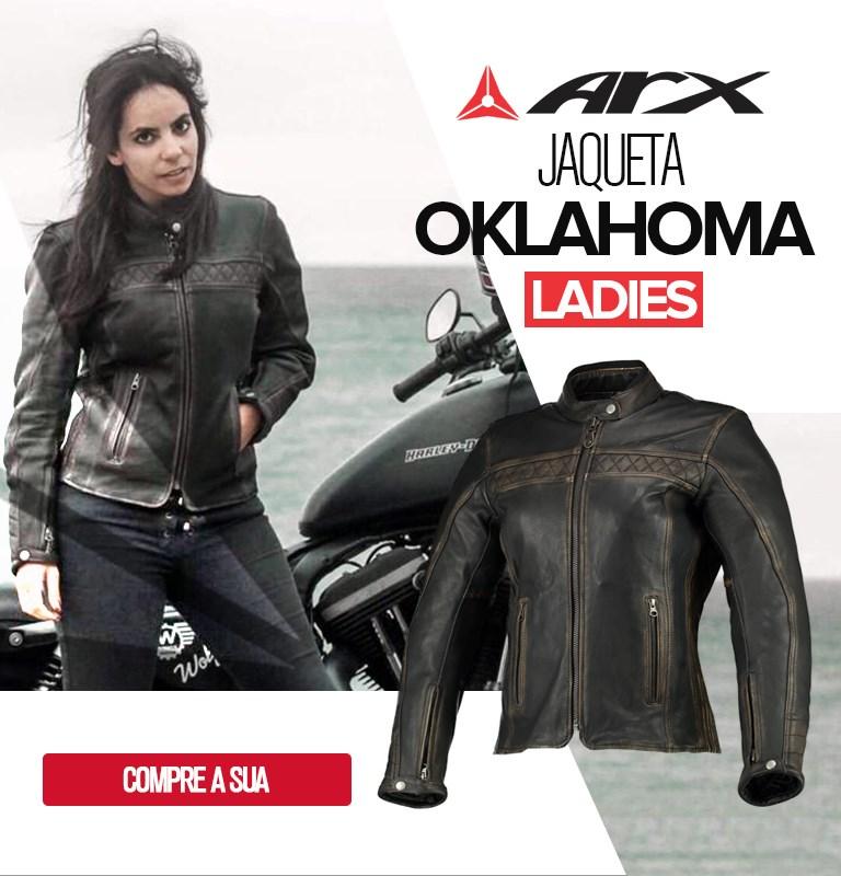 LP Feminino Jaquetas - ARX Oklahoma