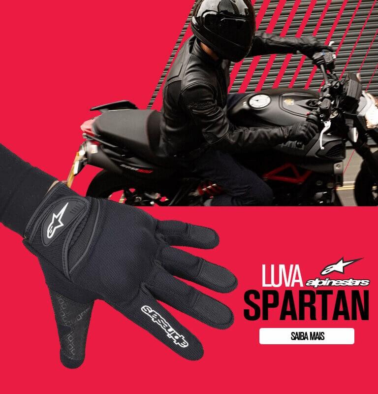 LP Luvas - Alpinestars Spartan