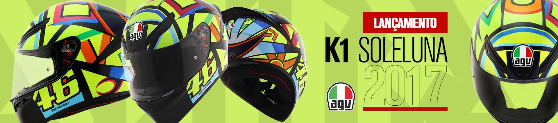 Lp capacete agv k1