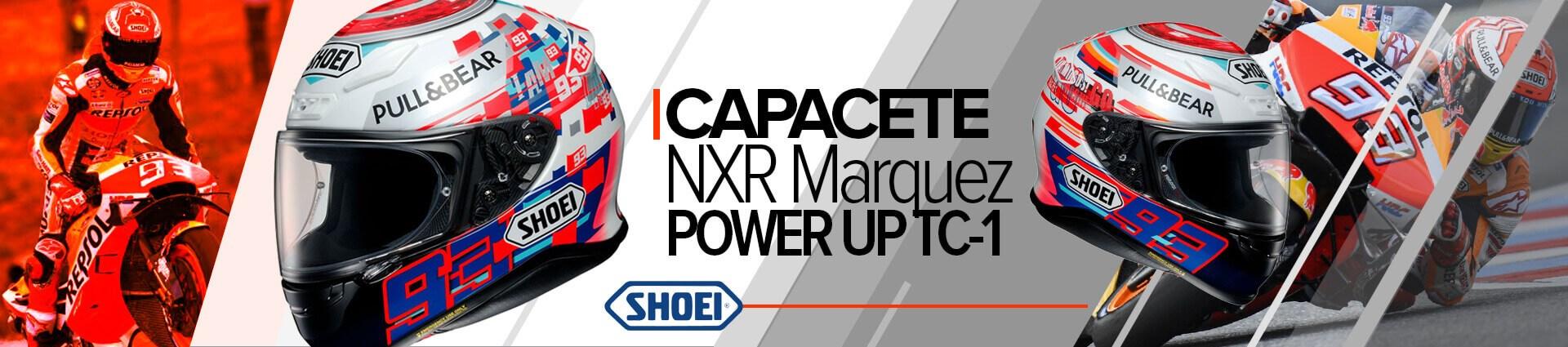 LP Shoei - NXR Marquez