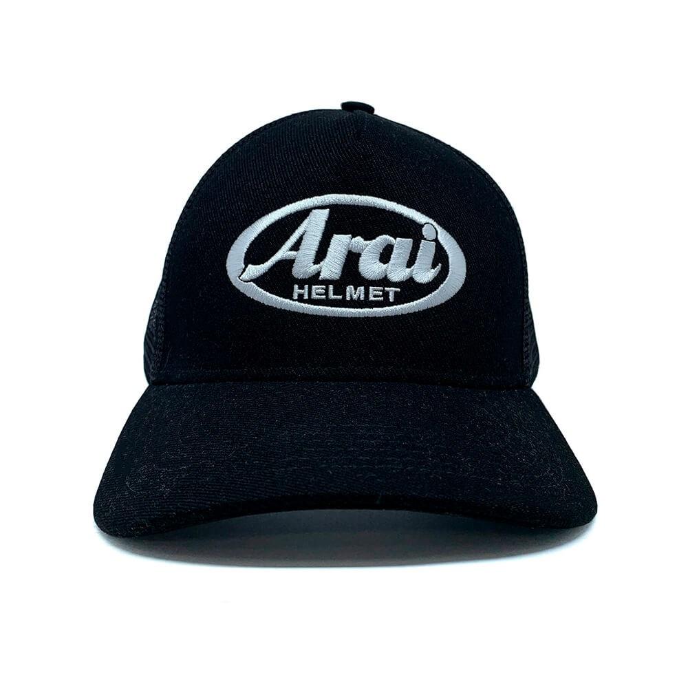 Boné Arai Helmets Tela Trucker