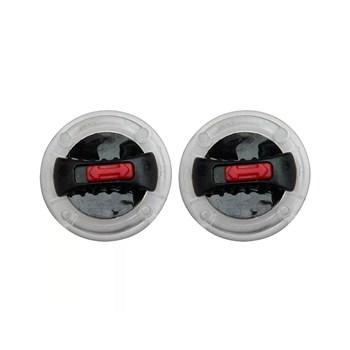 Botao de Viseira LS2 Classic FF358 / FF396 / FF386 / FF394