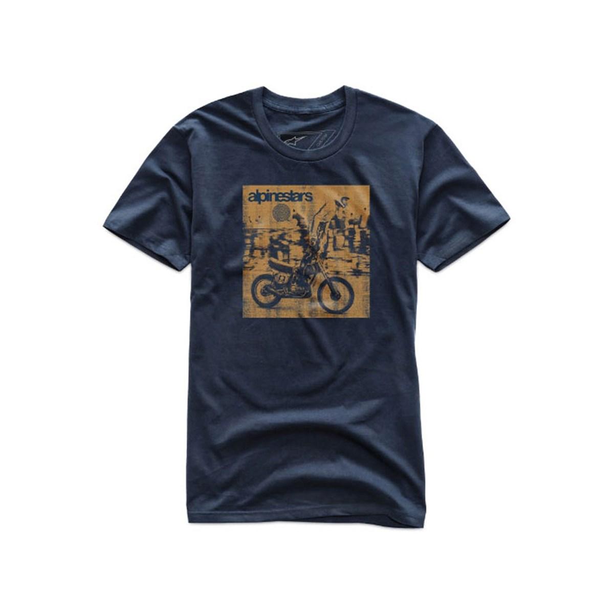 Camiseta Alpinestars Stunt Premium