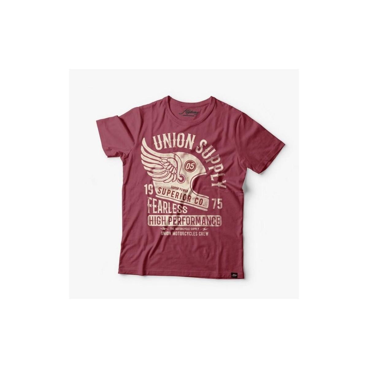 Camiseta Highway Crew