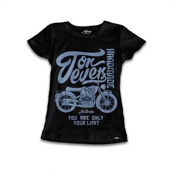 Camiseta Highway Feminina Handmade 2