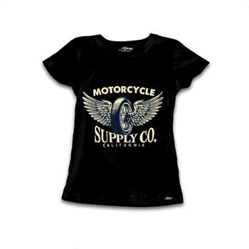 Camiseta Highway Feminina Supply