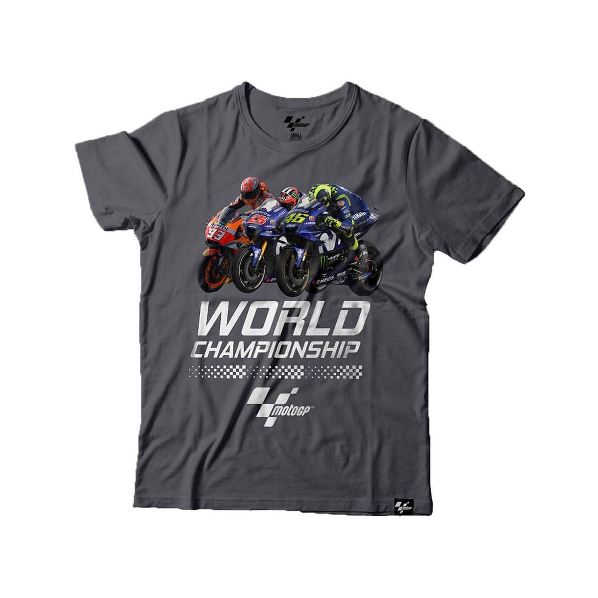 Camiseta MotoGP Fan Championship