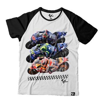 Camiseta MotoGP Raglan Fan Riders