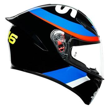 Capacete AGV K1 VR46 Sky Racing Team Replica