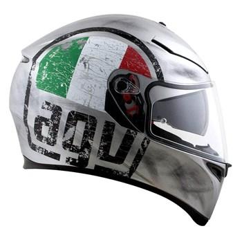 Capacete AGV K3 SV Scudetto Matte