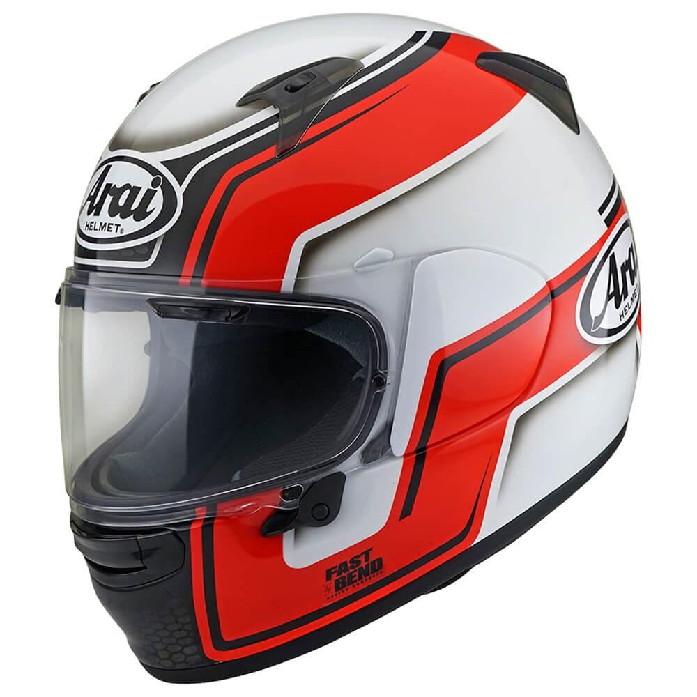 Capacete Arai Profile-V Bend Red