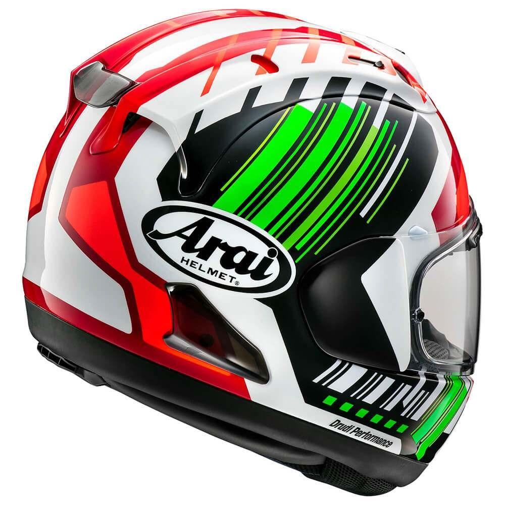 Capacete Arai RX-7V Rea Green