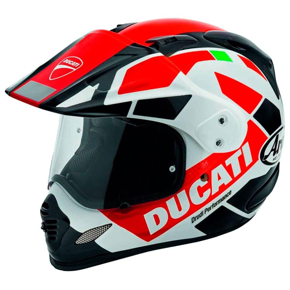 Capacete Arai Tour-X4 Ducati Strada Tour V3