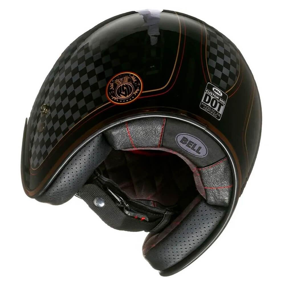 Capacete Bell Custom 500 Rsd Check It