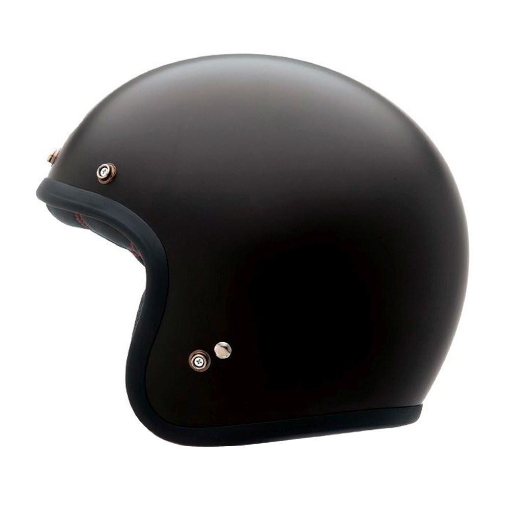 Capacete Bell Custom 500 Solid Matt Black