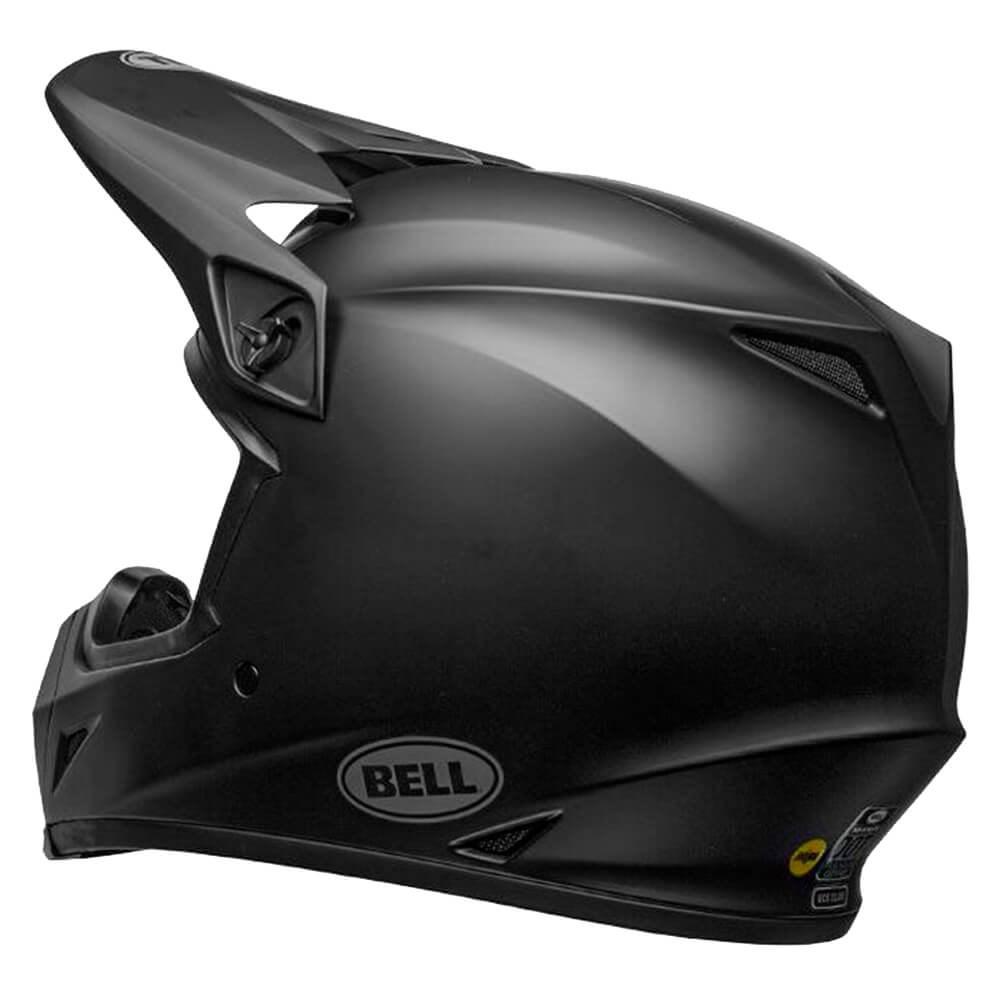 Capacete Bell Mx 9 Mips Solid Matte Black