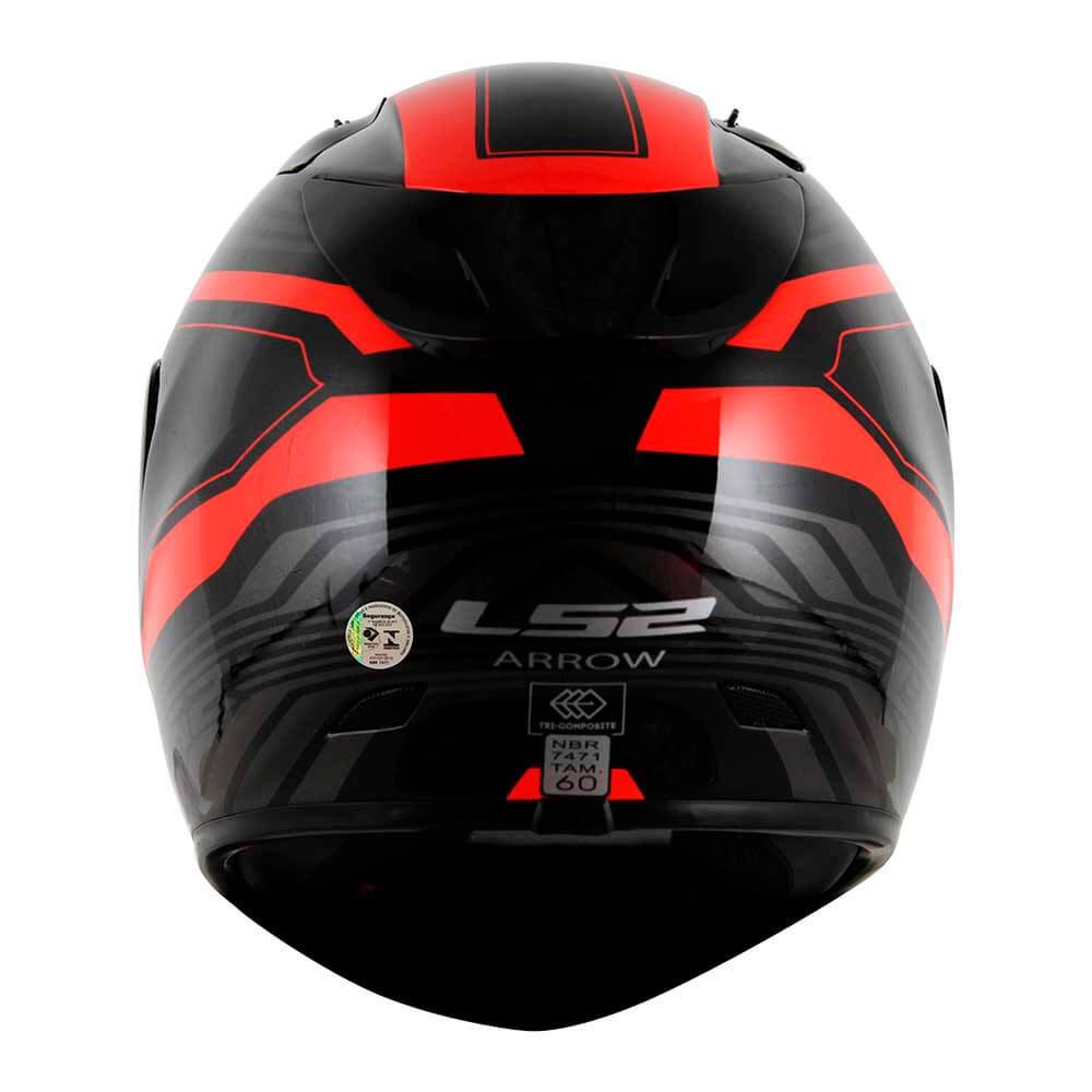 Capacete LS2 Arrow R FF323 Burner