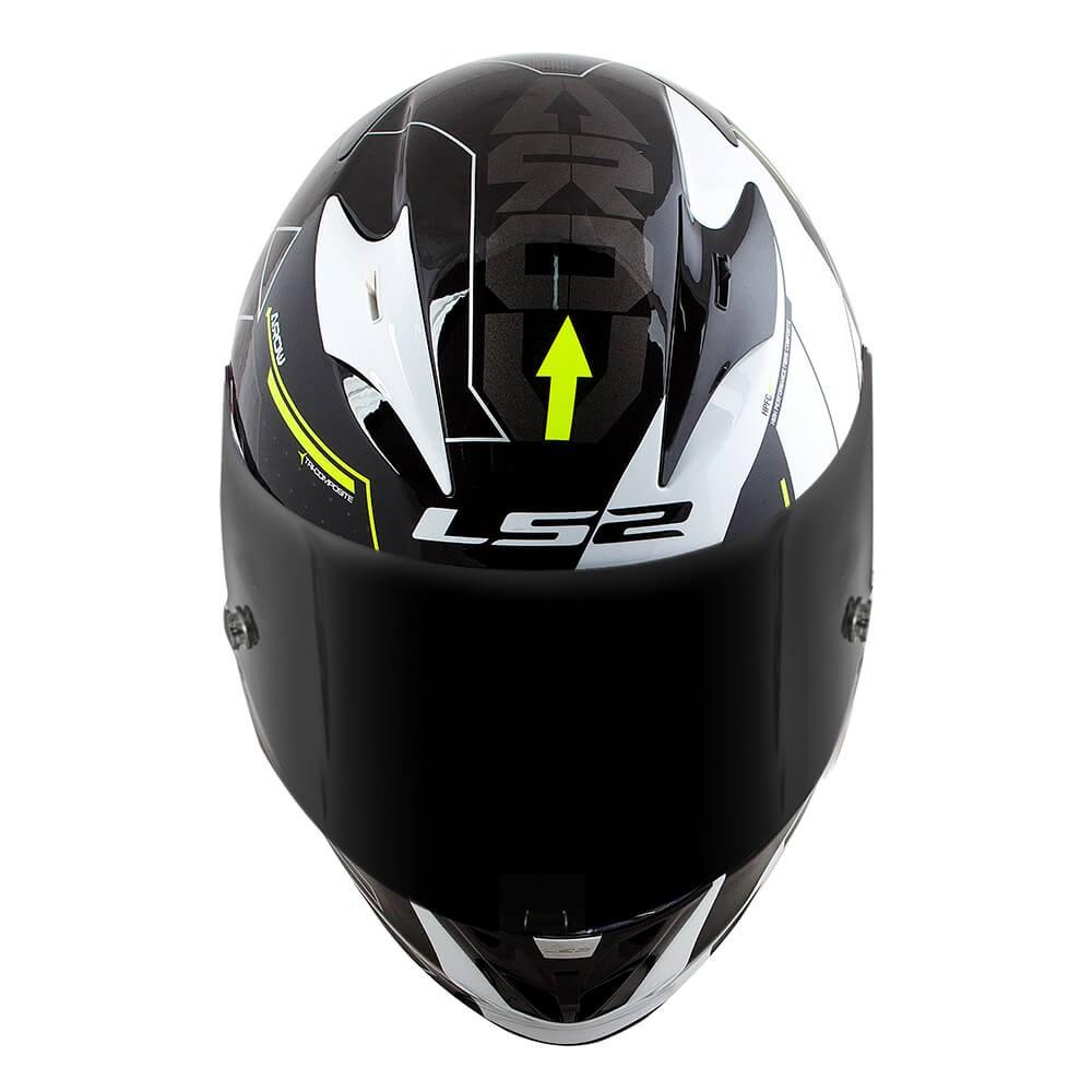 Capacete LS2 Arrow R FF323 Techno
