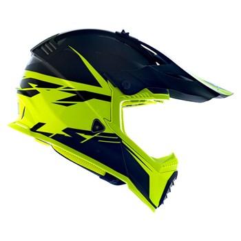 Capacete LS2 Fast Mx437 Roar