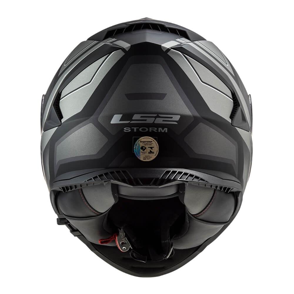Capacete LS2 Storm FF800 Faster