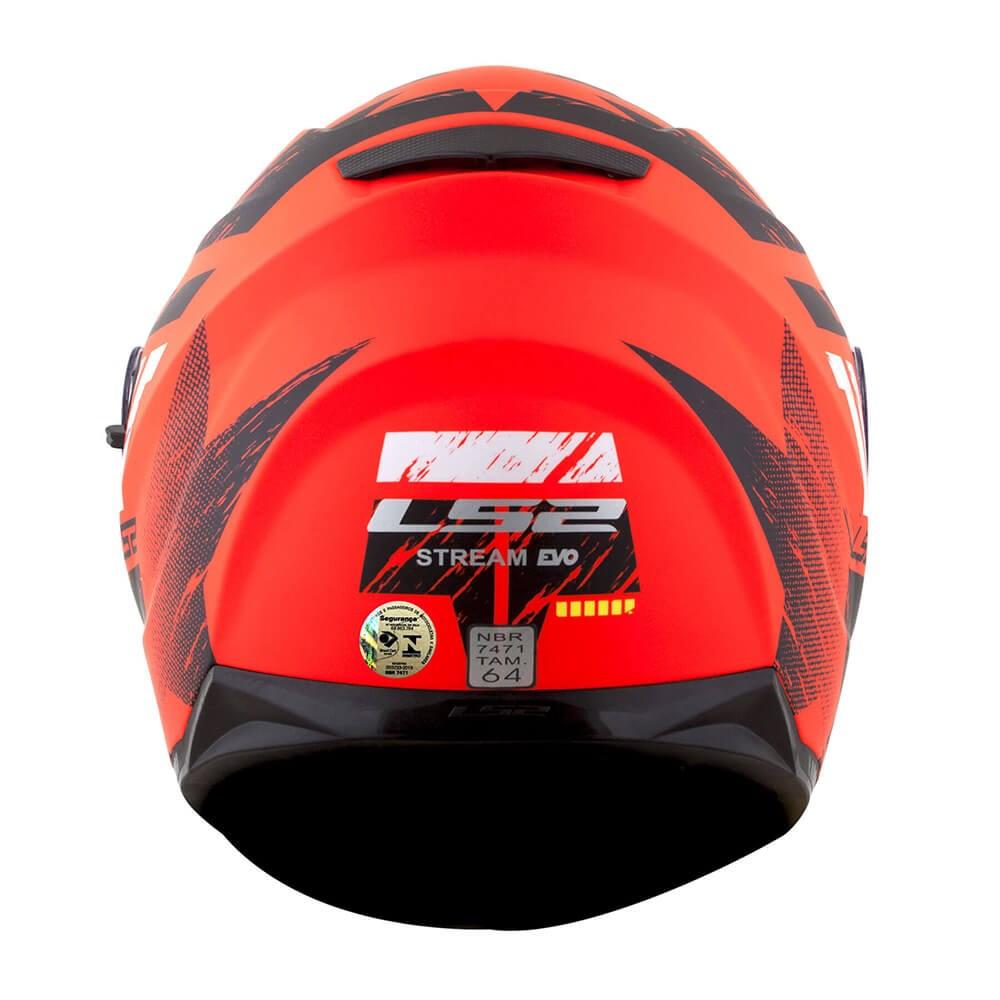 Capacete LS2 Stream FF320 Hunter