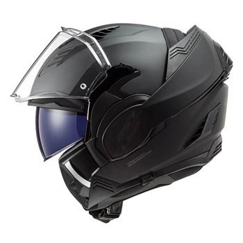 Capacete LS2 Valiant 2 FF900 Noir
