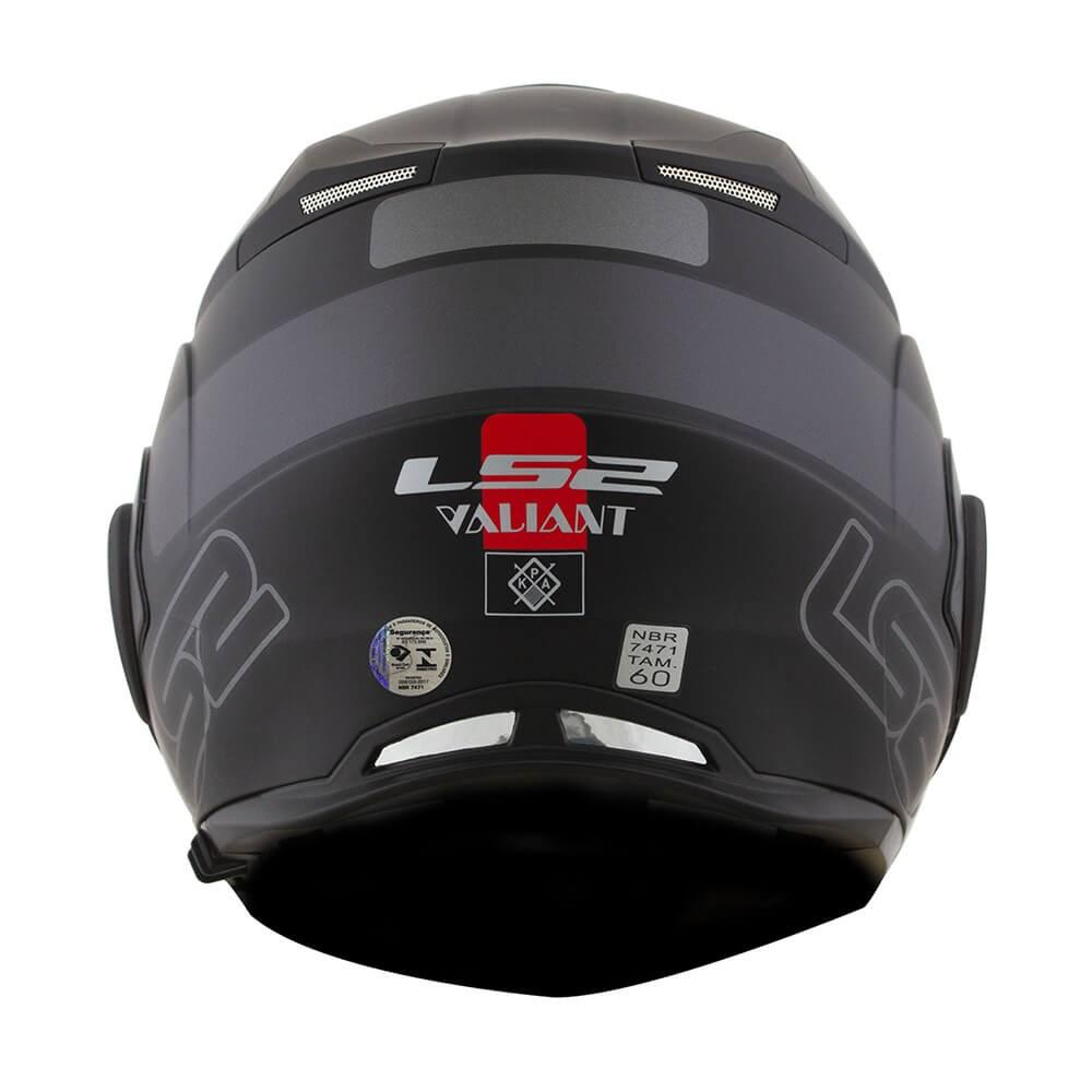 Capacete LS2 Valiant FF399 Prox Matte
