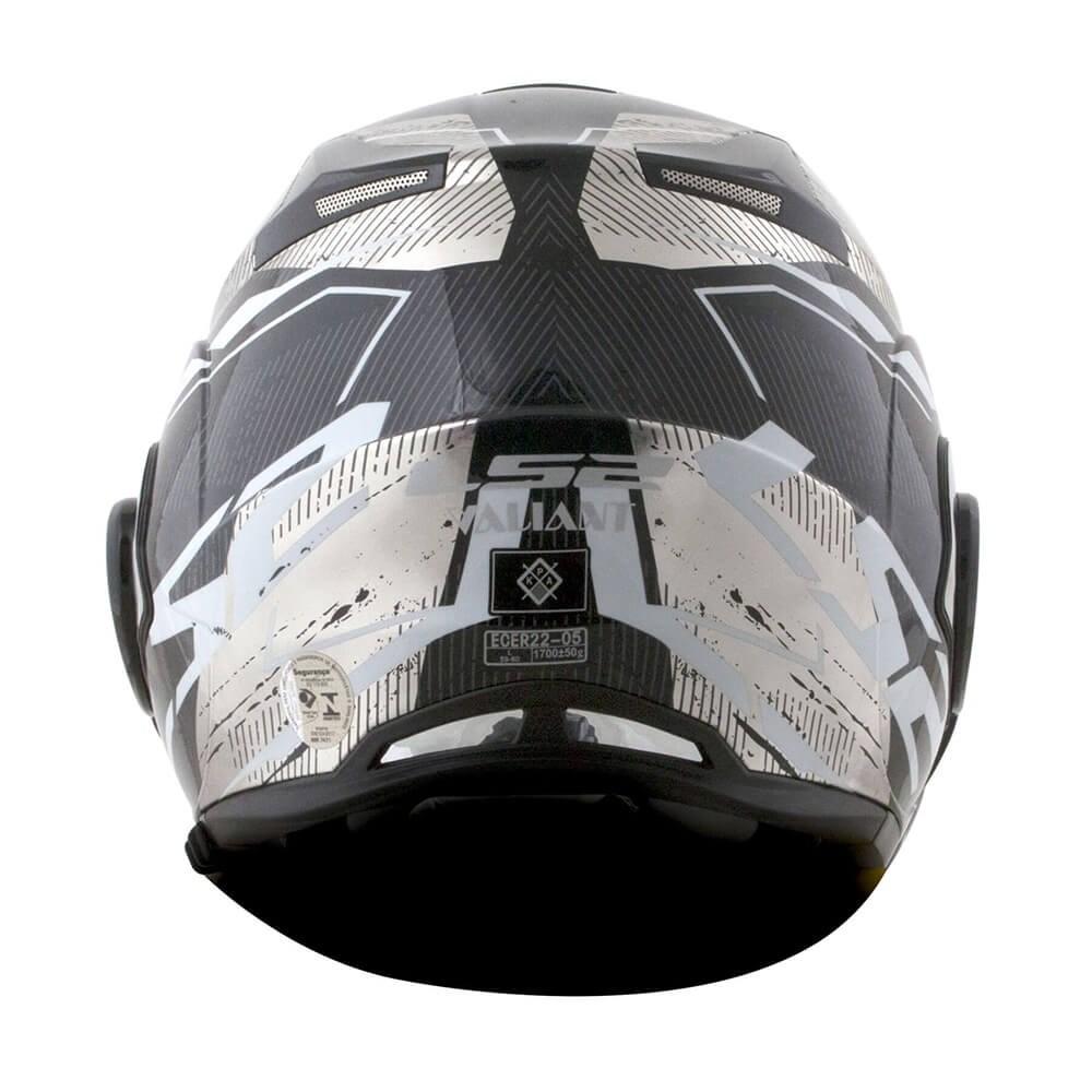 Capacete LS2 Valiant FF399 Roboto