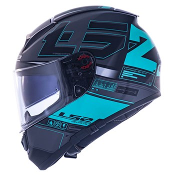 Capacete LS2 Vector Evo FF397 Frequency