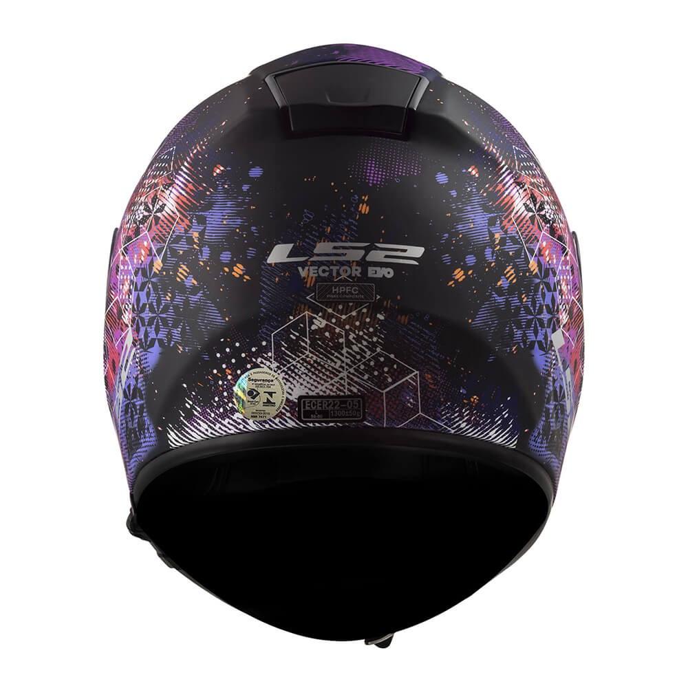 Capacete LS2 Vector FF397 Cosmos