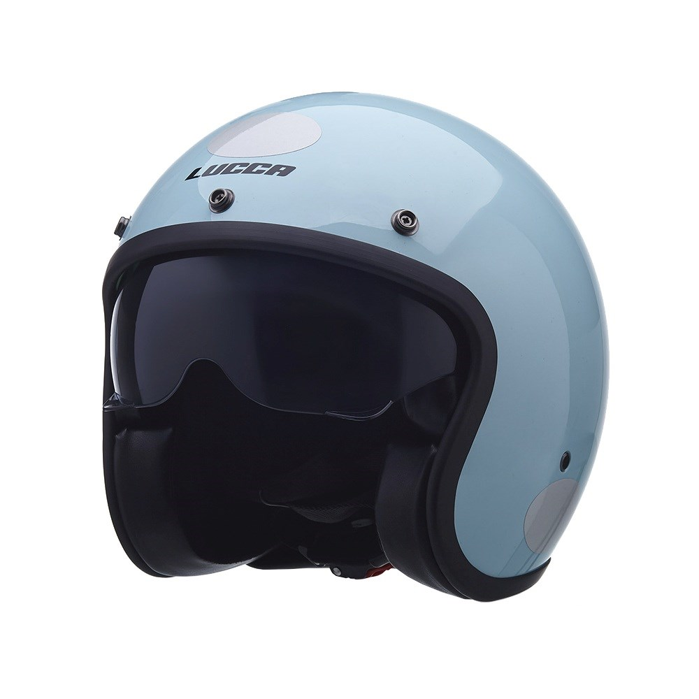 Capacete Lucca Sublime Candy Blue
