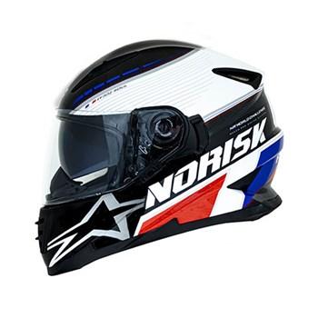 Capacete Norisk Soul FF302 Gran Prix France