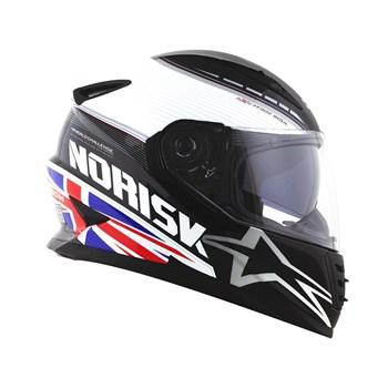 Capacete Norisk Soul FF302 Gran Prix United Kingdom
